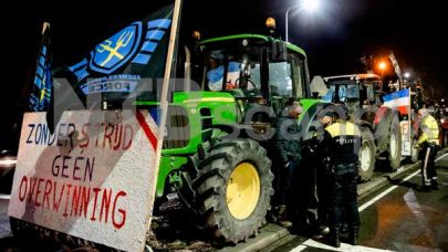 Nederlandske bonder er drittlei