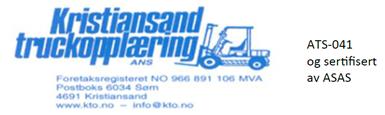 Kristiansand truckopplaering